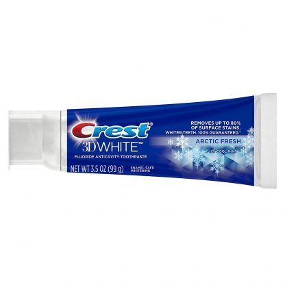 Crest 3D White Arctic Fresh Icy Cool Mint Toothpaste