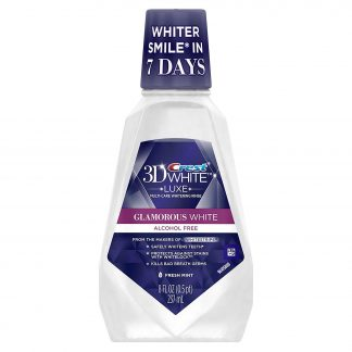Crest Glamorous White Multi-Care Whitening Mouthwash